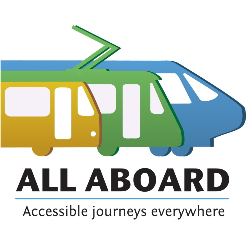 All Aboard Accessible Journeys Everywhere